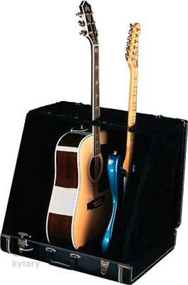 FENDER Stage Three Guitar Stand Case Black Stojan pro více nástrojů