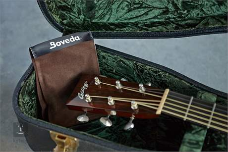 BOVEDA Guitar Starter Kit Kytarová kosmetika
