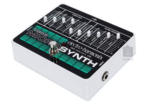 ELECTRO-HARMONIX Bass Microsynth Baskytarový syntezátor