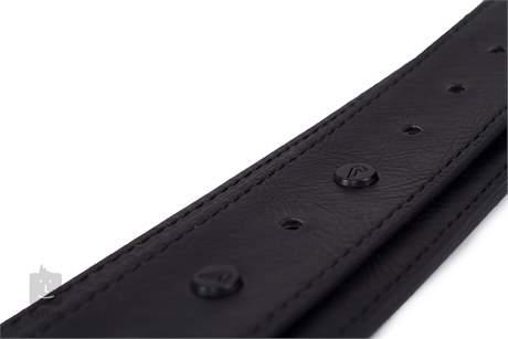 GRUVGEAR SoloStrap Neo-25 Black Kytarový popruh