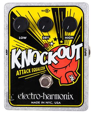 ELECTRO HARMONIX Knockout Kytarový efekt
