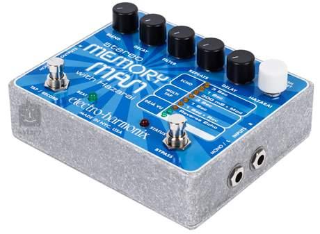 ELECTRO-HARMONIX Stereo Memory Man With Hazarai Kytarový efekt