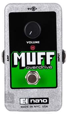 ELECTRO HARMONIX Muff Overdrive Kytarový efekt