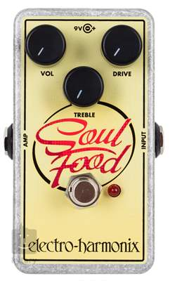 ELECTRO-HARMONIX Soul Food (rozbalené) Kytarový efekt
