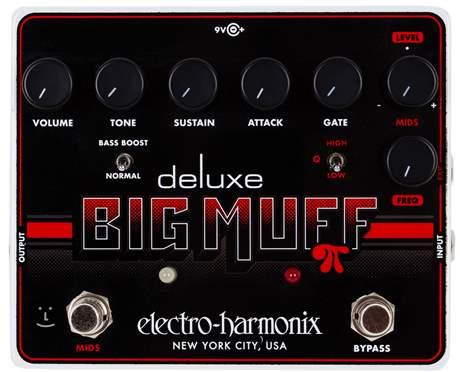 ELECTRO HARMONIX Deluxe Big Muff Kytarový efekt