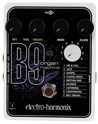 ELECTRO-HARMONIX B9 Kytarový efekt