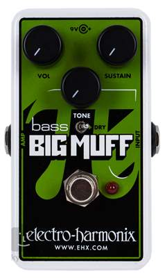 ELECTRO HARMONIX Nano Bass Big Muff Pi Baskytarový efekt