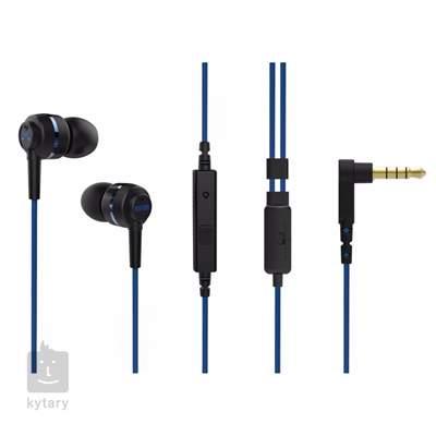 SOUNDMAGIC ES18S Black Blue In-Ear sluchátka
