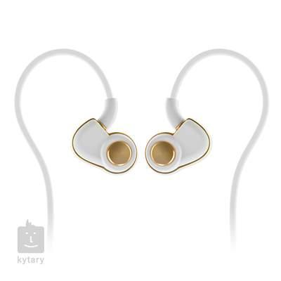 SOUNDMAGIC PL30+ White Gold In-Ear sluchátka
