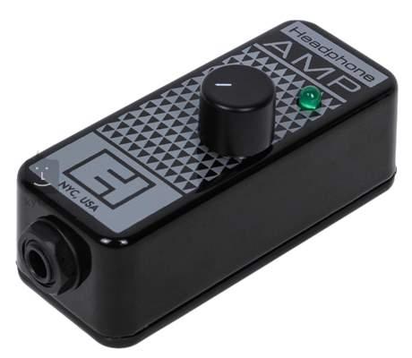 ELECTRO HARMONIX Headphone Amp Kytarový sluchátkový zesilovač