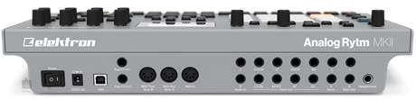 ELEKTRON Analog Rytm MK2 Groovebox