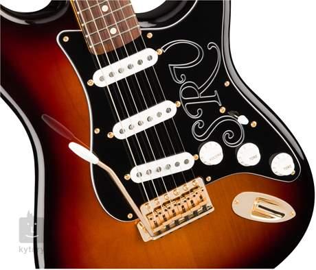 FENDER Stevie Ray Vaughan Stratocaster RW 3SB Elektrická kytara