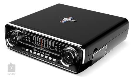 ION Mustang LP Black Gramofon