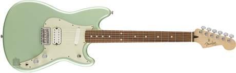 FENDER Duo Sonic HS PF SFP Elektrická kytara