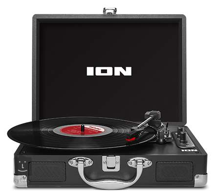 ION Vinyl Motion Air Gramofon