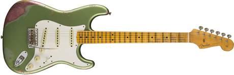 FENDER 64 Special Stratocaster Relic ASG CHS Elektrická kytara
