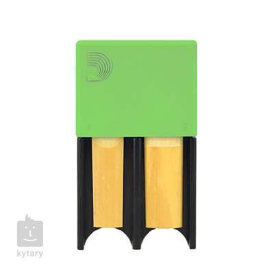 D'ADDARIO Small Green Pouzdro na plátky