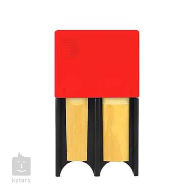 D'ADDARIO Large Red Pouzdro na plátky