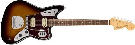 FENDER Classic Player Jaguar Special HH PF 3TSB Elektrická kytara