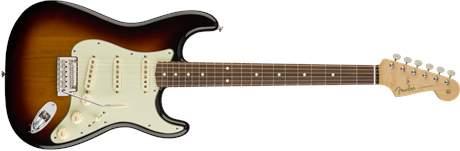 FENDER 60s Classic Player Stratocaster PF 3TS (poškozené) Elektrická kytara