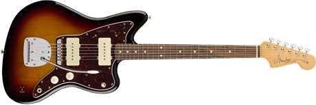 FENDER Classic Player Jazzmaster Special PF 3TSB Elektrická kytara