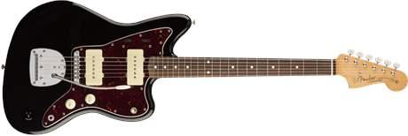FENDER Classic Player Jazzmaster Special PF BLK Elektrická kytara