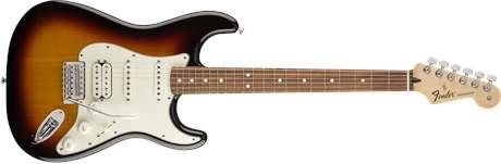 FENDER Standard Stratocaster HSS PF BSB Elektrická kytara