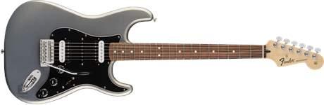 FENDER Standard Stratocaster HSH PF GST SLVR Elektrická kytara