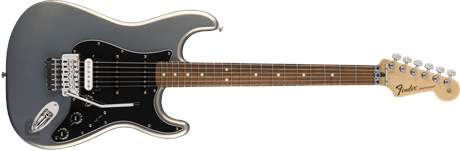 FENDER Standard Stratocaster HSS Floyd PF GST SLVR Elektrická kytara