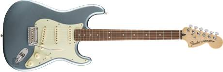 FENDER Deluxe Roadhouse Stratocaster PF MIB Elektrická kytara
