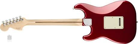 FENDER Deluxe Stratocaster HSS PF CAR Elektrická kytara