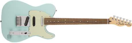 FENDER Deluxe Nashville Telecaster PF DPB Elektrická kytara