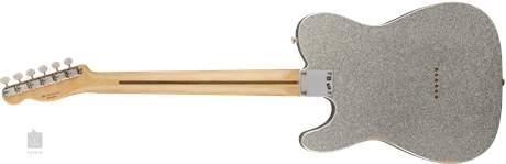 FENDER Brad Paisley Road Worn Telecaster MN SLV Elektrická kytara