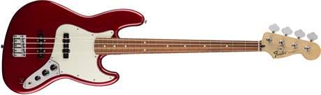 FENDER Standard Jazz Bass PF CAR Elektrická baskytara