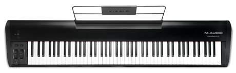 M-AUDIO Hammer 88 USB/MIDI keyboard