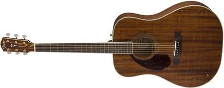FENDER PM-1 Dreadnought ALL MAH NT LH Levoruká akustická kytara