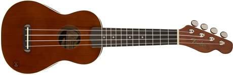 FENDER Ukulele Venice NAT Akustické ukulele