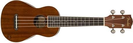 FENDER Ukulele Seaside NAT Akustické ukulele