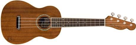 FENDER Ukulele Zuma NAT Akustické ukulele