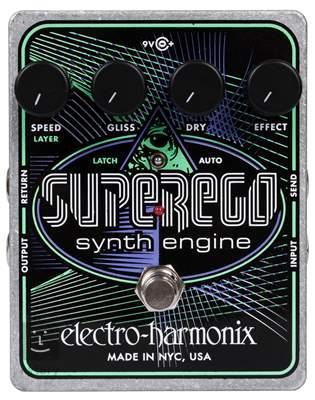 ELECTRO HARMONIX Superego Kytarový efekt