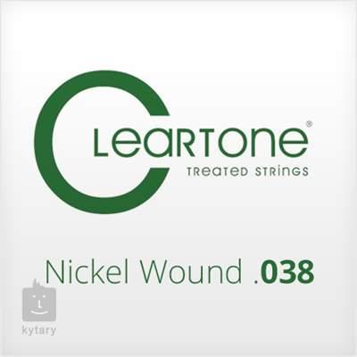 CLEARTONE Nickel Wound .038 Struna pro elektrickou kytaru