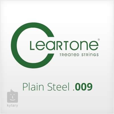 CLEARTONE Plain Steel .009 Struna pro elektrickou/akustickou kytaru