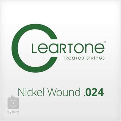 CLEARTONE Nickel Wound .024 Struna pro elektrickou kytaru
