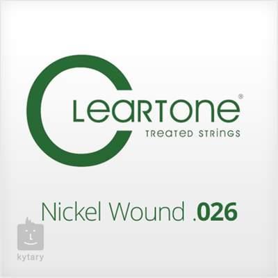 CLEARTONE Nickel Wound .026 Struna pro elektrickou kytaru