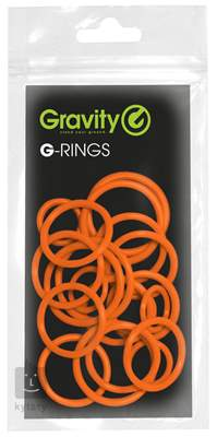 GRAVITY Ring Pack Electric Orange Doplňky pro stojany
