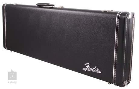 FENDER G&G Deluxe Hardshell Case Black - Jaguar/Jazzmaster/Toronado/Jagmaster Kufr pro elektrickou kytaru