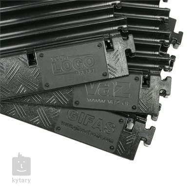DEFENDER Ultra L 2 LUX Kabelový přejezd
