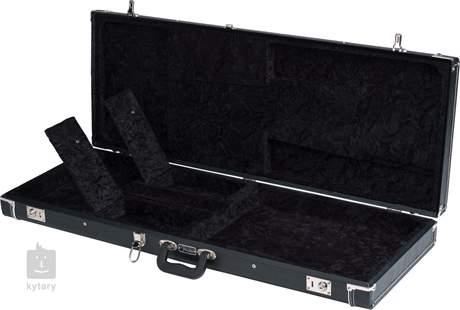 FENDER G&G Standard Hardshell Case Black - Mustang/Jag-Stang/Cyclone Kufr pro elektrickou kytaru