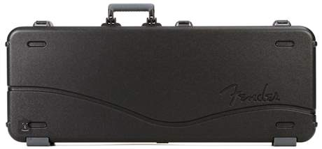 FENDER Deluxe Molded Case - Stratocaster/Telecaster Kufr pro elektrickou kytaru