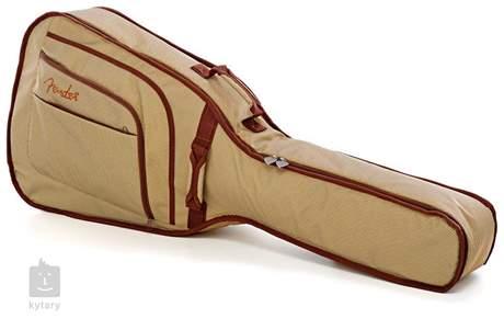FENDER Urban Series, Dreadnought Gig Bag - Tweed Obal pro akustickou kytaru